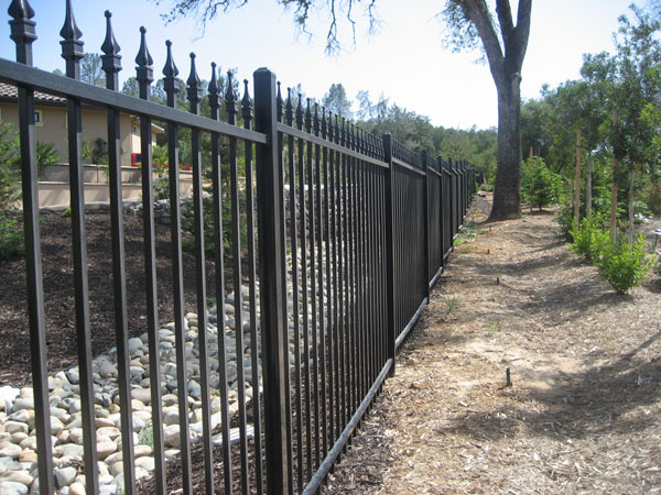 Wrought Iron Fence Folsom Wrought Iron Pool Fence