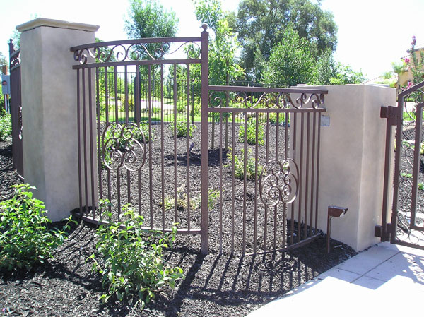 Wrought Iron Fence Folsom, CA