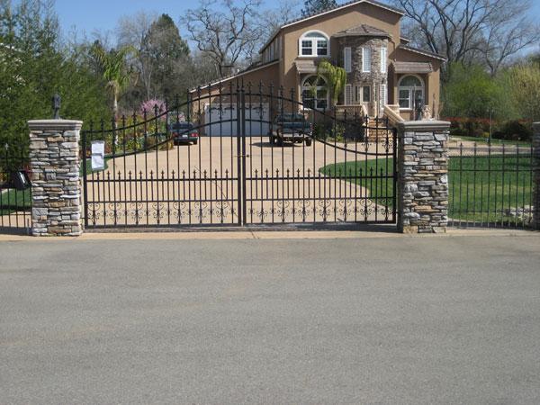 Fencing And Gates Folsom  Wrought Iron Gates Folsom, CA